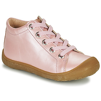 Skor Barn Höga sneakers Little Mary GOOD Rosa