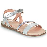 Skor Flickor Sandaler Little Mary DOLERON Silver