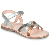 Skor Flickor Sandaler Little Mary LIGHT Silver