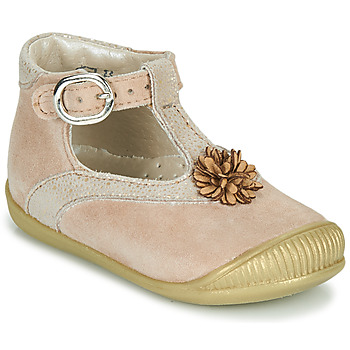 Skor Flickor Sandaler Little Mary GENTIANE Beige