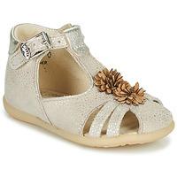 Skor Flickor Sandaler Little Mary GLADYS Beige