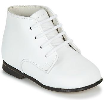 Skor Barn Boots Little Mary FL Vit