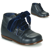 Skor Flickor Boots Little Mary FAVORITE Marin