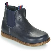 Skor Pojkar Boots Little Mary JAUFFREY Marin