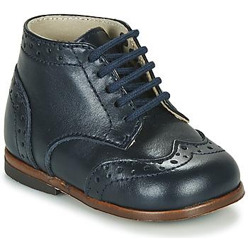 Skor Pojkar Boots Little Mary LORD Blå
