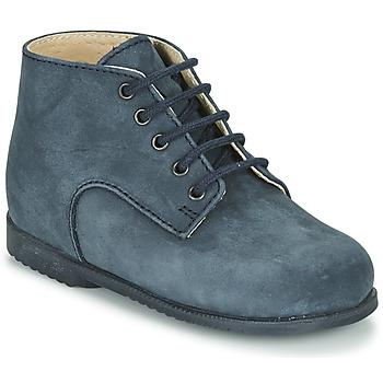 Skor Pojkar Boots Little Mary MILOT Blå