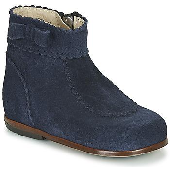 Skor Flickor Boots Little Mary OLISETTE Marin