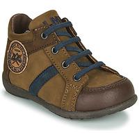 Skor Pojkar Boots Little Mary COQUIN Brun
