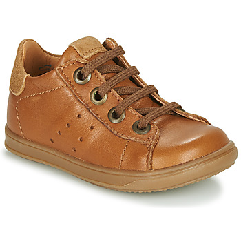 Skor Pojkar Sneakers Little Mary DUSTIN Cognac