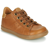 Skor Pojkar Sneakers Little Mary DUSTIN Cognac