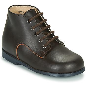 Skor Barn Boots Little Mary MILOT Brun