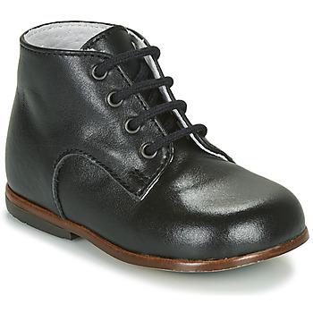 Skor Barn Boots Little Mary MILOTO Svart