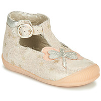 Skor Flickor Sandaler Little Mary GLYCINE *STAR NUDE