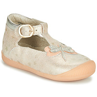 Skor Flickor Sandaler Little Mary GLYCINE *STAR NUDE
