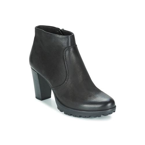 Skor Dam Boots Dream in Green ANDREY Svart