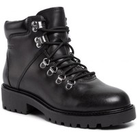 Skor Dam Stövletter Vagabond Shoemakers Kenova Black Booties Svart
