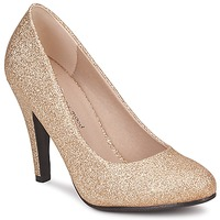 Skor Dam Pumps Moony Mood BALIA Guld