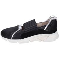 Skor Dam Slip-on-skor Moma Sneakers BK123 Svart