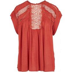 textil Dam Blusar See U Soon 20112148 Orange
