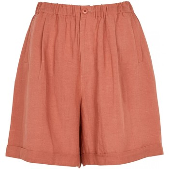 textil Dam Shorts / Bermudas See U Soon 20149126B Orange
