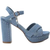 Skor Dam Sandaler Xti 32056 JEANS Azul