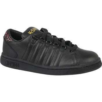 Skor Barn Sneakers K-Swiss Lozan III TT 95294-016 Noir