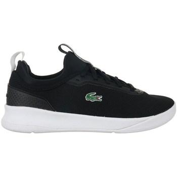 Skor Dam Sneakers Lacoste Spirit 20 Svarta