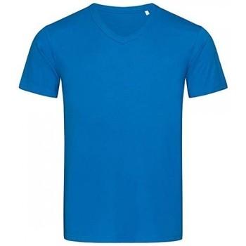 textil Herr T-shirts Stedman Stars  King Blue