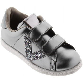 Skor Barn Sneakers Victoria 1125257 Silver
