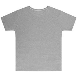 textil Barn T-shirts Sg SGTEEK Ljus Oxfordgrå