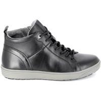 Skor Herr Höga sneakers Jana Sneaker 25202 Noir Svart