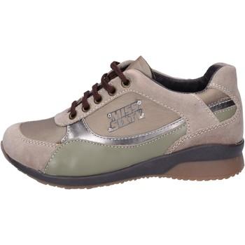Skor Flickor Sneakers Miss Sixty Sneakers BK179 Beige