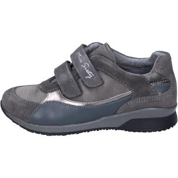 Skor Flickor Sneakers Miss Sixty Sneakers BK180 Grå