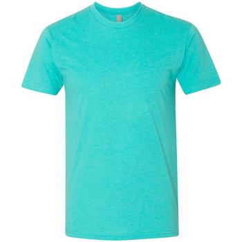 textil Herr T-shirts Next Level NX6210 Tahiti Blå