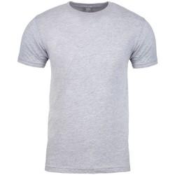 textil T-shirts Next Level NX3600 Grått