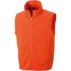 textil Herr Koftor / Cardigans / Västar Result R116X Orange