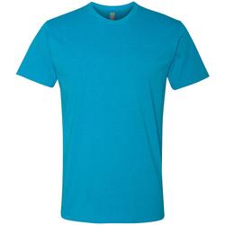 textil Herr T-shirts Next Level NX6210 Turkos