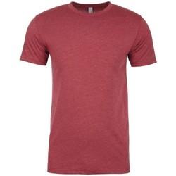 textil Herr T-shirts Next Level NX6210 Kardinalröd