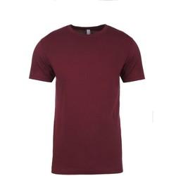 textil T-shirts Next Level NX3600 Maroon
