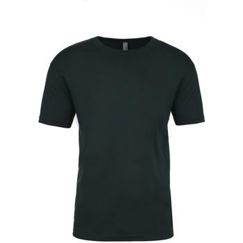 textil T-shirts Next Level NX3600 Skogsgrön