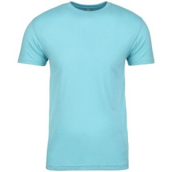textil T-shirts Next Level NX3600 Tahiti Blå