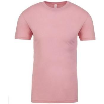 textil T-shirts Next Level NX3600 Ljusrosa