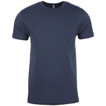 textil T-shirts Next Level NX3600 Indigo