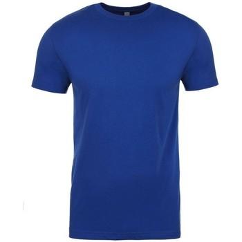 textil T-shirts Next Level NX3600 Kunglig blå