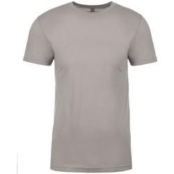 textil T-shirts Next Level NX3600 Ljusgrå