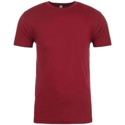 textil T-shirts Next Level NX3600 Kardinalröd