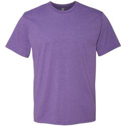 textil Herr T-shirts Next Level NX6210 Purple Rush