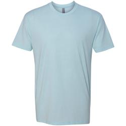 textil Herr T-shirts Next Level NX6210 Isblått