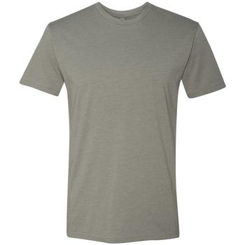 textil Herr T-shirts Next Level NX6210 Stengrå