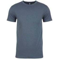 textil Herr T-shirts Next Level NX6210 Indigo